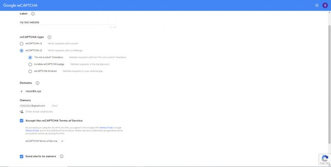 How To Enable reCAPTCHA On WordPress Website