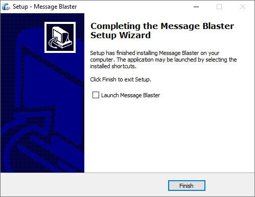 Message Blaster