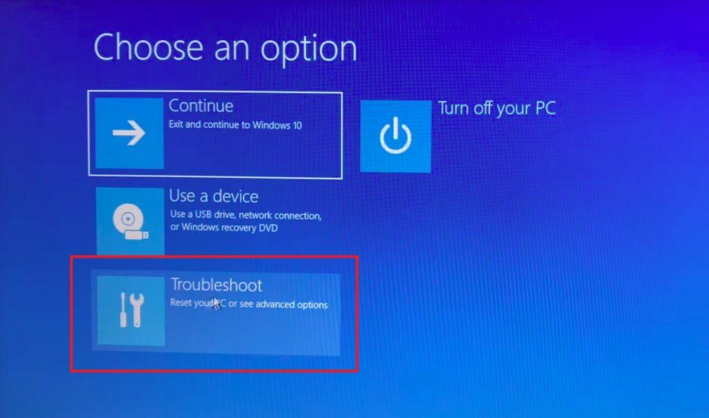 How To Reset Password In Windows 10